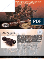 Adams Industries Catalog 2013