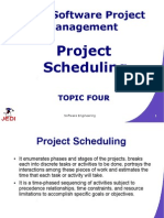 MELJUN CORTES JEDI Slides-7.4 Project Scheduling