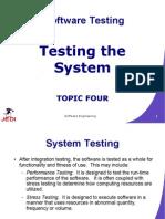 MELJUN CORTES JEDI Slides-6.4 Testing the System