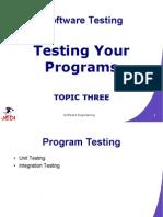 MELJUN CORTES JEDI Slides-6.3 Testing Your Programs.sxi