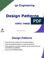 MELJUN CORTES JEDI Slides-4.3 Design Patterns