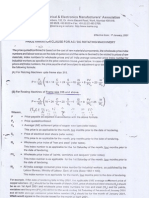 IEEMA Formula