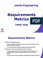 MELJUN CORTES JEDI Slides-3.5 Requirements Metrics