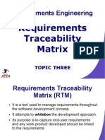 MELJUN CORTES JEDI Slides-3.4 Requirements Traceability Matrix