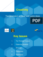 Creativity & Innovation Presentation