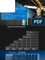 System Center 2012 Workshop