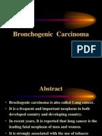 bronkogenik karsinoma