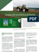 Conducción Economica en Tractor