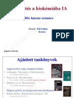 Bevezetes a Biokemiaba IA-Egyesitett Anyag-2012