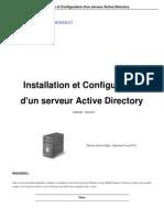 Installation Et Configuration d Un a177