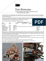 Titan Showcase