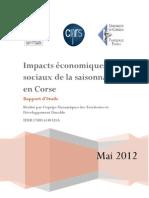 ATC 2012 - Etude Saisonnalité