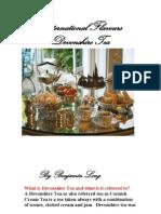 International Flavours Devonshire Tea