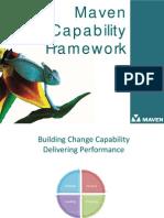 Maven Capability Framework Brochure