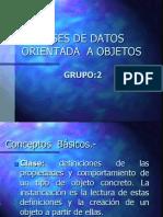 BASES DE DATOS ORIENTADA  A OBJETOS TEMA1.ppt