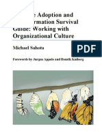 Agile Survival Guide - Michael Sahota - 2012