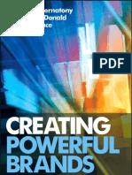 creating powerful brand