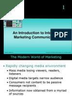 integrated marketing communication belch