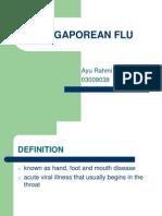 Singaporean Flu