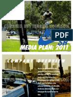 Nikes b Media Plan Watermarked