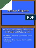 Professional Etiquettes.ppt