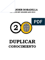 Duplicar Conocimiento Multinivel PDF