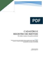 Cadastro e registro de imóveis - irmãos siameses da gestão territorial
