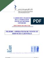 Cahier de charges Opérateur Vente-OFF-OV