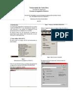 Simulacion De Circuitos Usando Orcad 9.2 (Pasos Básicos)