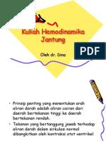 Dr. Dina Q. a. - Hemodinamika Jantung