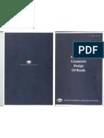 Malysian Road design manual pg1-10
