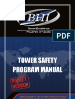 Tower Safety Program Manual