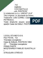 98052198 Paul FEVAL Tineretea Cocosatului
