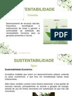 AULA - Sustentabilidade