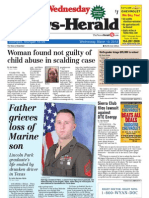 News-Herald Front Page 3-13