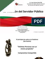 Vocación Servidor Público