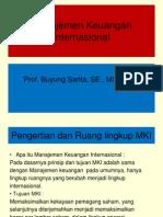 Materi Keuangan Internasional