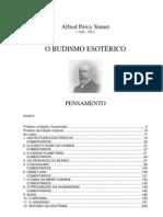 Alfred Percy Sinnet - O Budismo Esotérico.pdf
