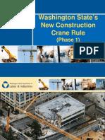 Crane Rule Presentation