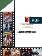 Sacvl Annual Report 2010 11