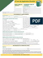 75946124 AC TuneUp Checklist