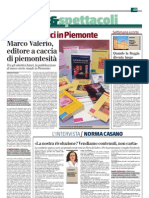 Il Giornale del Piemonte - 05032009