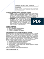 Lección 9 - INEFICACIA DE LOS ACTOS JURIDICOS..pdf