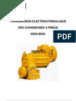 244 - Transmission électrohydraulique des 950G-962G