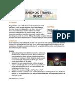 Tunisia Travel Guide Pdf