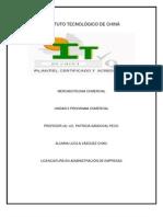 Programa Comercial