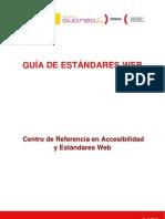 Guia Estandares Web