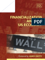 Financialization and the US Economy