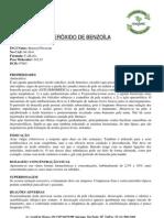Peroxido de Benzoila