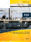 Web Content Management With Microsoft Office SharePoint Server 2007 Whitepaper